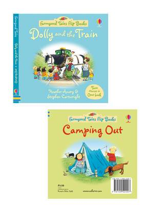 Dolly and the Train/Camping Out