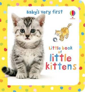Little Book of Little Kittens