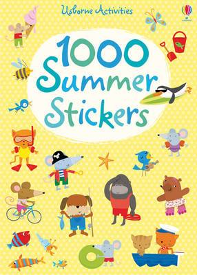 1000 Summer Stickers