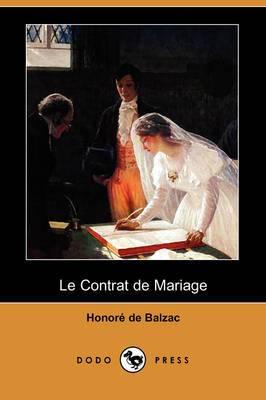 Le Contrat de Mariage (Dodo Press)