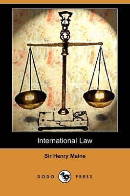 International Law (Dodo Press)