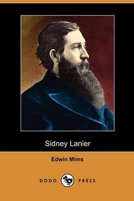 Sidney Lanier (Dodo Press)