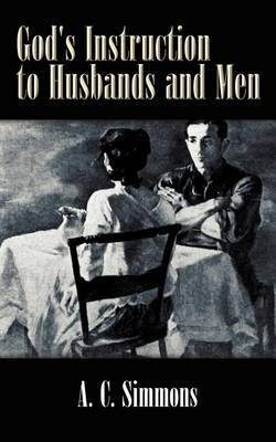 God's Instruction to Husbands and Men