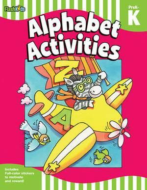 Alphabet activities: Grade PreK-K