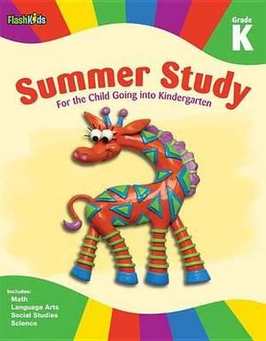 Summer study: Grade K