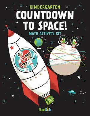 Kindergarten - Countdown to Space: Math Activity Kit
