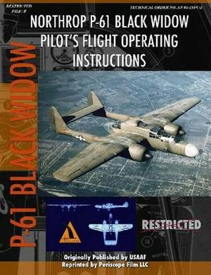 Northrop P-61 Black Widow Pilot's Flight Manual