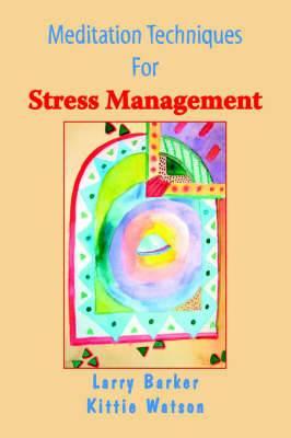 Meditation Techniques for Stress Management