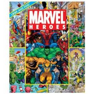 Marvel Heroes: Look and Find