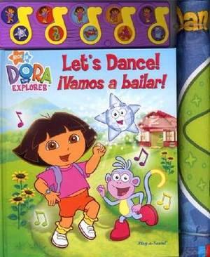 Magrudy com - Dora the Explorer Let's Dance: with Dance Mat