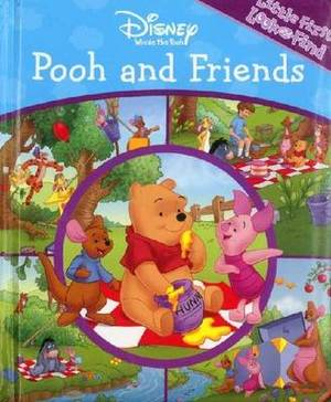 Pooh and Friends: Little First Look and Find