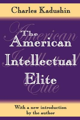 The American Intellectual Elite