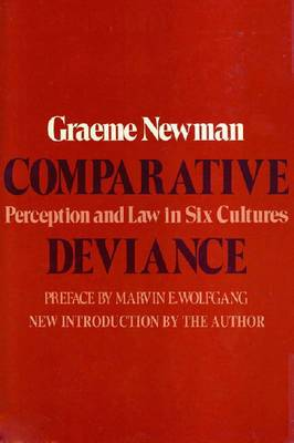 Comparative Deviance: Perception and Law in Six Cultures