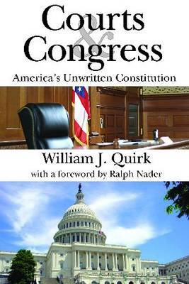Courts and Congress: America's Unwritten Constitution
