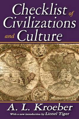 Checklist of Civilizations and Culture