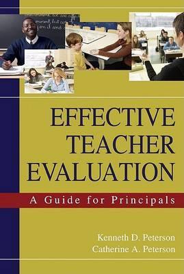 Effective Teacher Evaluation: A Guide for Principals