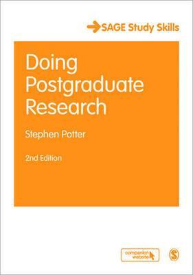 Doing Postgraduate Research