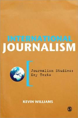 International Journalism: Critical Texts