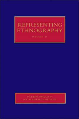 Representing Ethnography: Reading, Writing and Rhetoric in Qualitative Research
