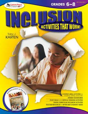 Inclusion Activities That Work! Grades 6-8
