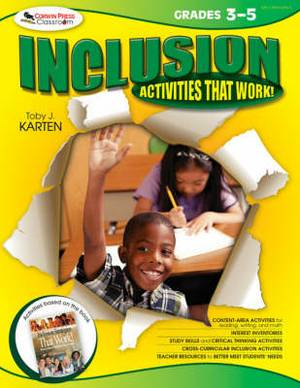 Inclusion Activities That Work! Grades 3-5