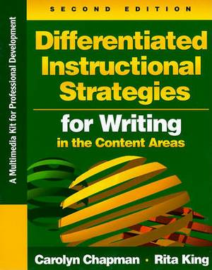 Differentiated Instructional Strategies for Writing in the Content Areas: A Multimedia Kit for Professional Development