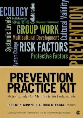 Prevention Practice Kit: Action Guides for Mental Health Professionals
