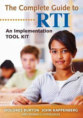 The Complete Guide to RTI: An Implementation Tool Kit