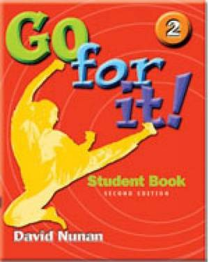Go for it! 2: Book 2