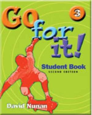 Go for it!: Book 3A