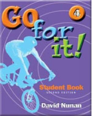 Go for It!: Book 4A