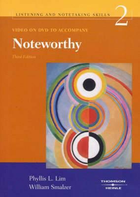 Noteworthy: Listening and Notetaking Skills