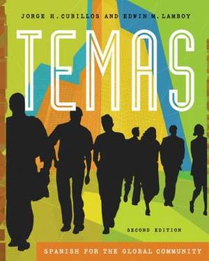 Temas: Spanish for the Global Community (with Audio CD)