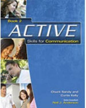 ACTIVE Skills for Communication: Book 2