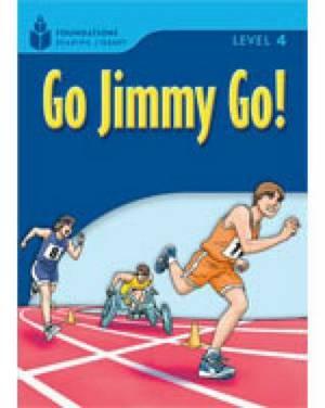 Go Jimmy Go (Beginner A1) Graded Reader
