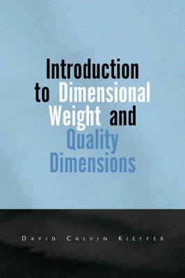 Introduction to Dimensional Weight