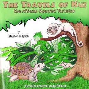 The Travels of Kui, the African Spurred Tortoise
