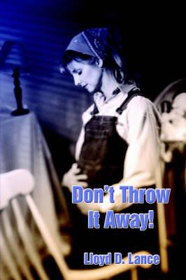 Don't Throw It Away! a Graphic Statement Against the