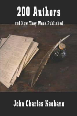 200 Authors and How They Were Published