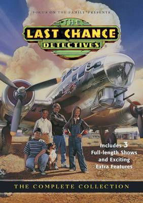 The Last Chance Detectives: The Complete Collection