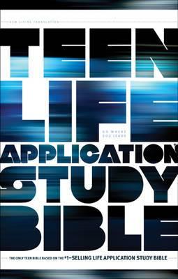 Teen Life Application Study Bible-NLT