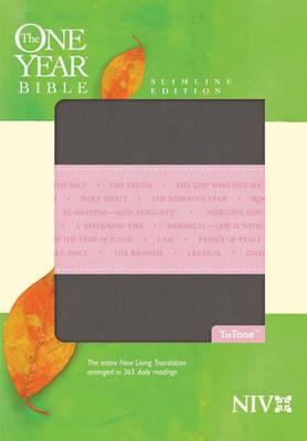 One Year Bible-NIV-Slimline: Arranged in 365 Daily Readings