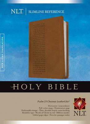 Slimline Reference Bible-NLT-Psalm 23