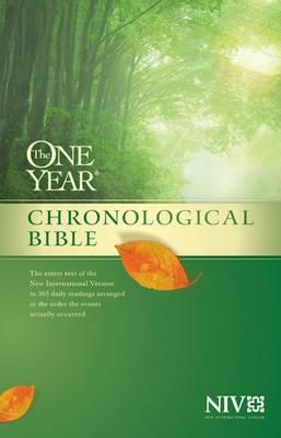 One Year Chronological Bible-NIV