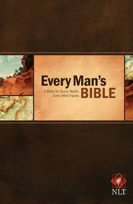 Every Man's Bible-NLT