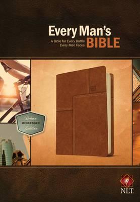 Every Man's Bible-NLT Deluxe Messenger