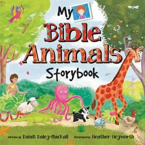 My Bible Animals Storybook