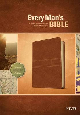 Every Man's Bible-NIV Deluxe Journeyman