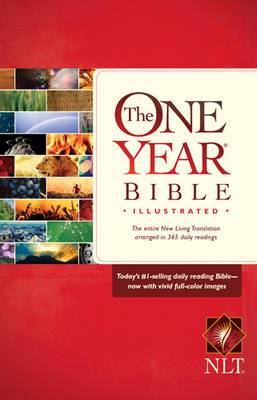 One Year Bible-NLT-Illustrated