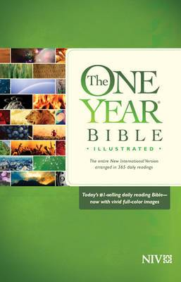 One Year Bible-NIV-Illustrated